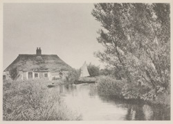 A Fenman's Cottage, Horsey Staithe